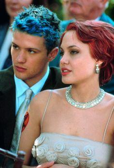 Angelina and Ryan Phillipe