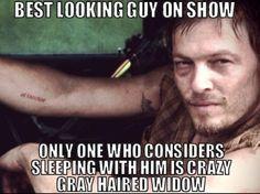 Walking Dead Daryl Dixon zombies
