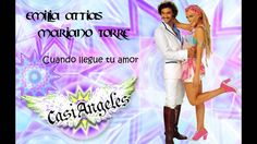 Emilia Attias(paz) y Mariano Torre (Camilo) 3 temp - Cuando llegue tu amor