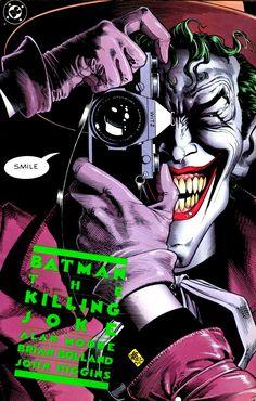 Jokerin ja Robinin väliltä ja näin alkaa ajojahti valtameren toiselle puolen.