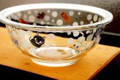 auc-mono-mono-m | Rakuten Global Market: 요리 그릇 (L) 『 Cat Cat Cat 』 지금만이 가격! 〔PT〕