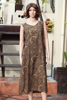 Vintage Oriental Casual Style Back Zipper And Belt Long Dress  $12.00 USD Only 1 available  https://www.etsy.com/listing/192409317/vintage-oriental-casual-style-back?ref=shop_home_active_22  https://www.facebook.com/pages/Savvy-Ladies/796694807024977