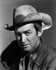 james stewart actor | Actor James Stewart in Cowboy Hat - JS1565256 - Rights Managed - Stock ...