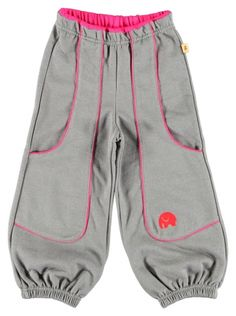 AlbaBaby Cecilie Baggy Pants Grey