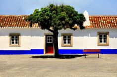 Typical houses - Porto Covo continues to be the friendly fishing village | Enjoy #Portugal Holidays
