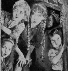 """""""Sparrows"""" 1926 Mary Pickford and Friends"""