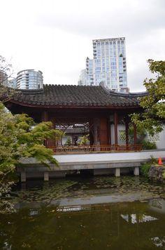 Dr. Sun Yat-Sen's Chinese Garden, Chinatown, Vancouver   The Wanderfull Traveler