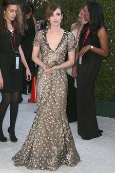 Oscar de la Renta's Most Memorable Red Carpet Gowns - Oscar de la Renta's Best Red Carpet Moments - StyleBistro