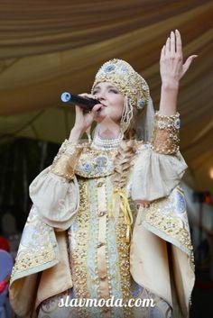 Свадебные наряды   Дом Русской Одежды