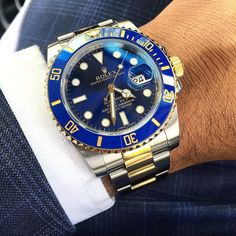 Sporting Blue  #rolex #submariner #rolexero #rolexaddict #watches #rolexsubmariner #gmt #rolexgmt #picoftheday #rolexwatches #wristshot #watchaddict #wristporn #watchporn #instacool #style #dailywatch #iphonesia #patekphilippe #rolexwatch #rolexwrist #instafollow #instagrahub  #photography #motivation #rolexaholics #followforfollow #rolexforum #instagram #likesforlikes by waaatches #rolex #submariner
