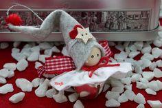 Gnome Natale / / Fairy Angel albero decorazione ornamenti / / | Etsy Christmas Fairy, Christmas Angels, Christmas Stockings, Tree Decorations, Christmas Decorations, Christmas Ornaments, Holiday Decor, Ornaments Image, Bow