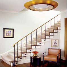 Love the stair details
