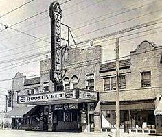 Roosevelt Theater in Kenosha, WI