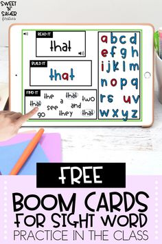 Students will love working with these digital Boom Cards for sight words, which are engaging and interactive! Teachers will love that the Boom Cards are self grading, and can be assigned to the students that need them. These digital task cards are great for kindergarten, 1st, 2nd, or 3rd grade students that need a little extra practice during literacy stations.