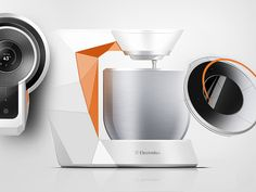 """Sensi Standmixer: """"Control the time, temperature, speed and more remotely from the comfort of the couch or while doing other household chores"""""""