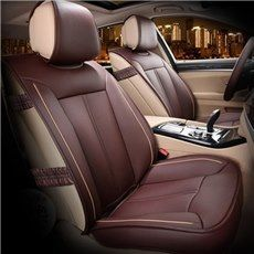 High Quality Leather Material And Most Popular Design Car Seat Cover