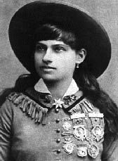 Annie Oakley | Cowboys, Native American, American History, Wild West, American Indians | thewildwest.org