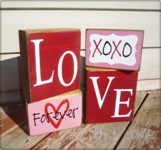 wood projects for valentine's day