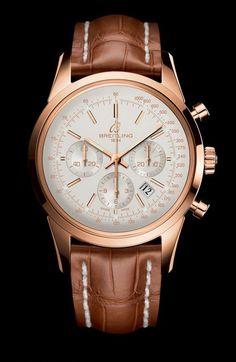 d4b9f437541 Breitling Transocean Chronograph Relógios Masculinos