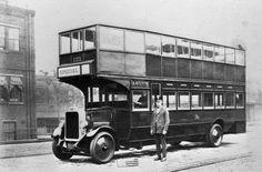 crossley condor double decker bus - Google Search