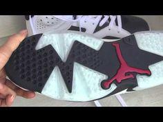 """Perfect 2012 Nike Air Jordan 6 VI Retro """"Olympic 6s""""from RepHype.com"""