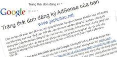 Kinh nghiệm vượt qua đăng ký Adsense không thành công