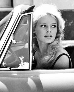 Brigitte Bardot. my ultimate style/ beauty/ life/ everything icon. Loveeeee her                                                                                                                                                      More