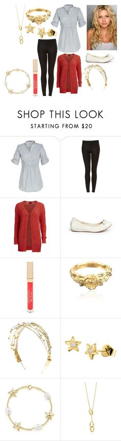 """Home Part 1"" by mj-hipster-girl ❤ liked on Polyvore featuring VILA, Cole Haan, Stila, momocreatura, Louis Mariette, Dinny Hall, Elsa Peretti and Tiffany & Co."