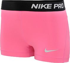 "NIKE Women's Pro 3"" Shorts - SportsAuthority.com"
