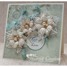 Gallery | White Arianna Florals - Heartfelt Creations