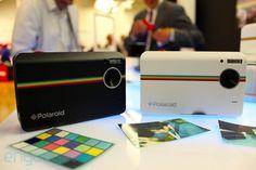 Instant Digital Camera From Polaroid Polaroid, Really Cool Gadgets, Instant Digital Camera, Toy Camera, Back Photos, Take My Money, Hardware, Business Card Size, Technology Gadgets