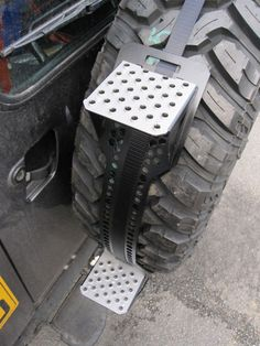GMB Spare Tyre Step - Expedition - Products