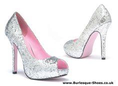 Cinderella shoes...