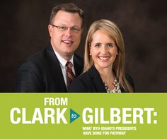 From Clark to Gilbert: What BYU-Idaho's Presidents Have Done For Pathway #BYUI #BYUIPathway