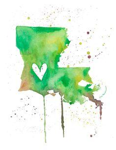 Louisiana Love. My home state