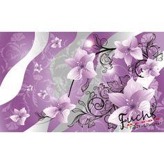 Virág minta poszter, fotótapéta 1235 több méretben, alapanyagban