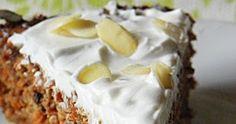 Kolejne ciasto w wersji odchudzonej, jedno z moich ulubionych. Tym razem zamiast mąki używamy płatków owsianych. Ciasto jest wilgotne, lekk... Sweet Tooth, Desserts, Food, Bakken, Tailgate Desserts, Deserts, Essen, Postres, Meals