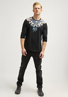 Versace Collection - Langarmshirt - nero