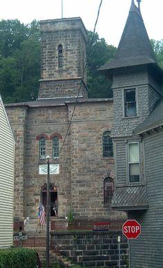 Image detail for -Jim Thorpe, PA : Jim Thorpe Prison photo, picture, image (Pennsylvania ...