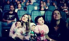 Cinematerna para mães recém-nascidas