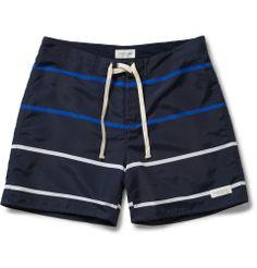Saturdays Surf NYCStriped Swim Shorts