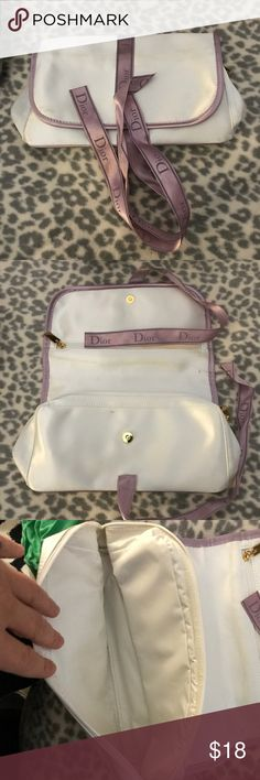Christian Dior make up bag Great condition Christian Dior make up bag Christian Dior Bags Cosmetic Bags & Cases