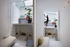 Small 20m2 Apartment in Madrid
