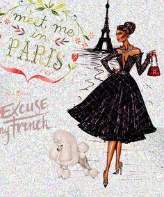 Meet me in Paris.......
