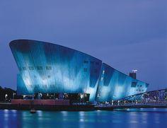 Amsterdam : NEMO - Renzo Piano