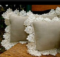 Lace makes it lovely...