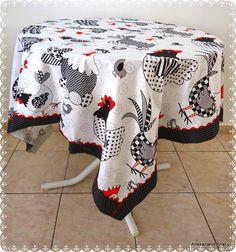 Artesanatos Ana Lu - toalha de mesa