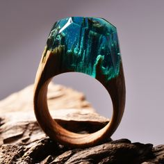 These are incredibly Beautiful rings. Love and NEED Cypress Forest