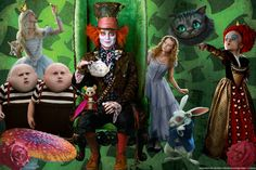 Alice in wonderland wallpapers,wallpapers,pictures