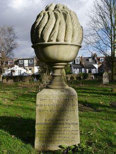 St. Mary's Cemetery, Wandsworth 17 - Parsi - Wikipedia, the free encyclopedia